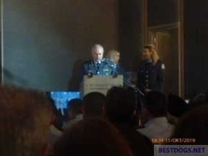 Lieutenant General of the Cretan Regional Police